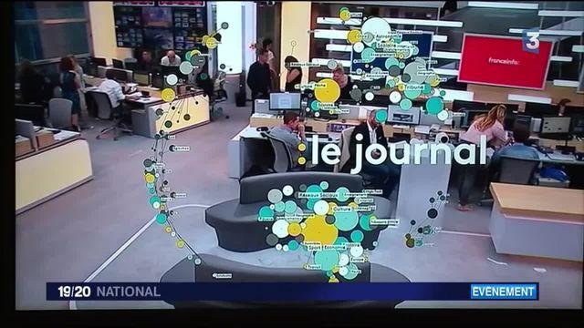 Média : naissance de Franceinfo