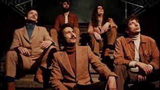 Le groupe Feu ! Chatterton fête ses dix ans avec un nouvel album (FRANCE 3)
