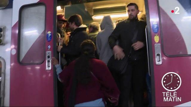 Grève de la SNCF : la galère débute pour les usagers