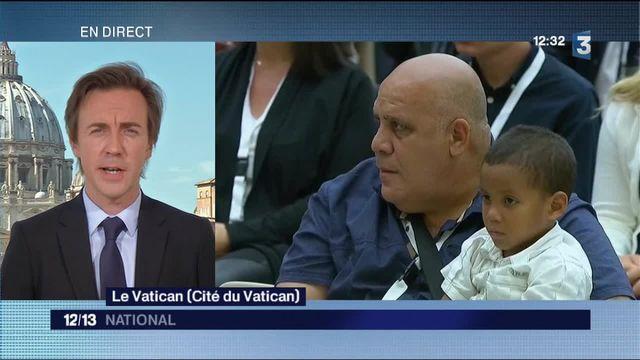 Attentat de Nice : le message de solidarité délivré par le pape François