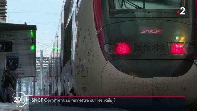 SNCF : après 3 milliards d'euros de pertes, comment se remettre sur les rails ?