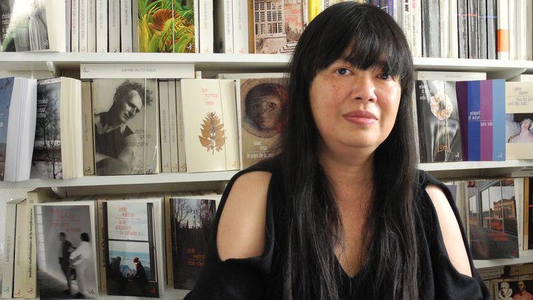 "Linda Lê ""Oeuvres vives"" (Christian Bourgois)  (Laurence Houot / Culturebox)"