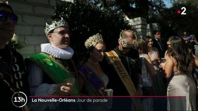 Presque aussi célèbre que celui de Rio (Brésil) ou Venise (Italie), le carnaval de La Nouvelle-Orléans, aux États-Unis, est l'occasion pour ses participants de se lâcher comme jamais.