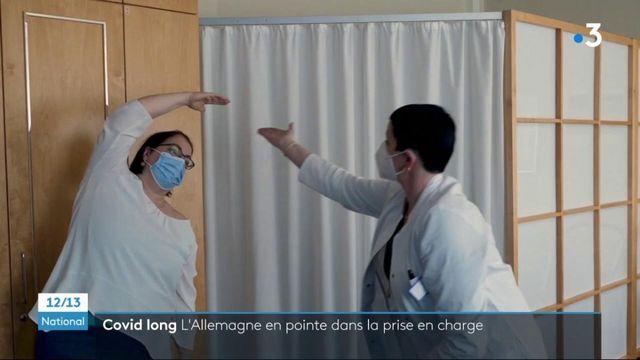 Covid-19 : en Allemagne, des patients atteints de Covid long sont pris en charge