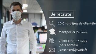 #PrioriteEmploi : des offres d'embauche à Montpellier (FRANCEINFO)