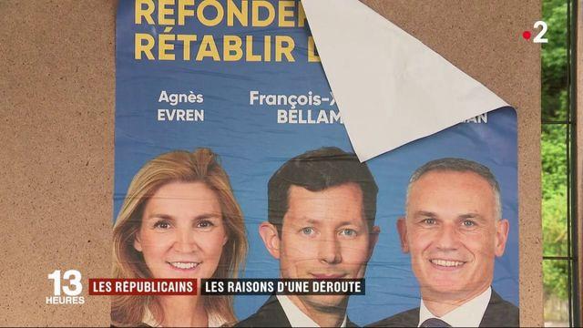 Élections européennes : une défaite historique pour Les Républicains