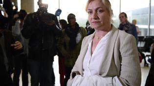 Irène Frachon lors du procès du Mediator, en mai 2013. (LIONEL BONAVENTURE / AFP)
