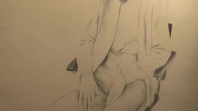 Exposition David Hockney en Normandie
