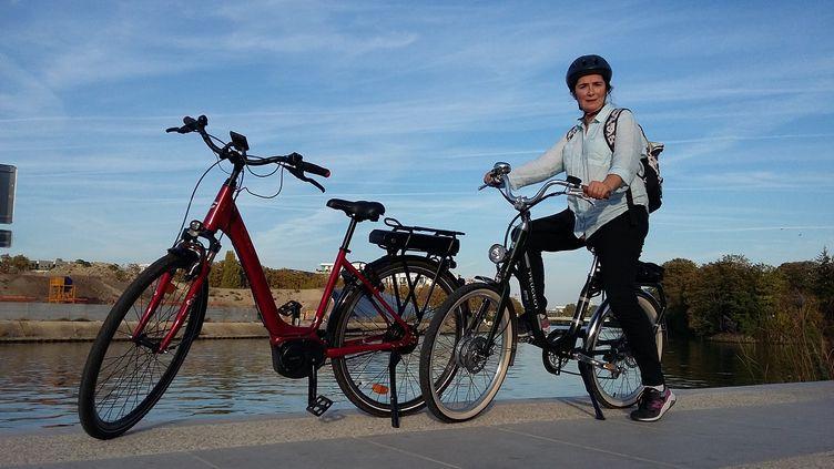 Le VAE, une nouvelle approche du vélo et de la mobilité urbaine ou rurale. (SERGE MARTIN FRANCE INFO)