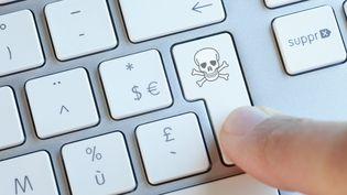L'an dernier, 13 millions d'internautes français ont visionné des contenus vidéos de façon illégale. (MAXPPP)