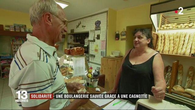 Dans la Creuse, des habitants se mobilisent pour sauver la boulangerie d'un village