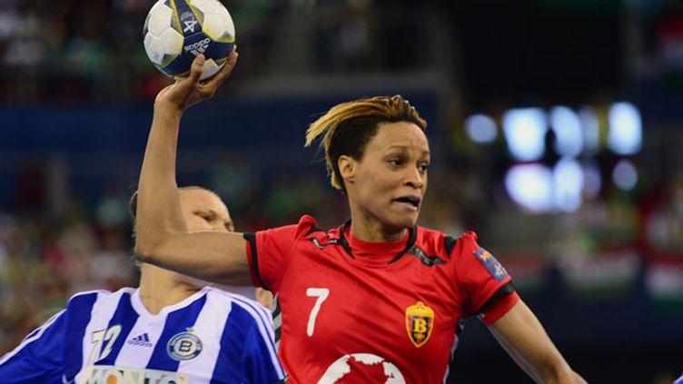 La joueuse française Allison Pineau