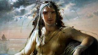 Dahut, figure légendaire de la cité d'Ys, cité des plaisirs.  (DR)