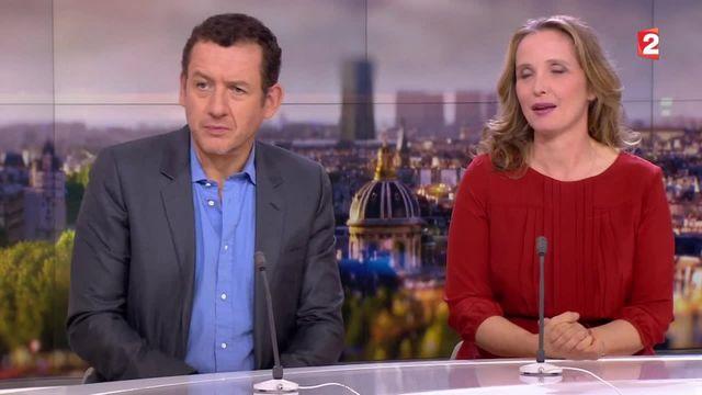 """Julie Delpy et Dany Boon présentent """"Lolo"""""""