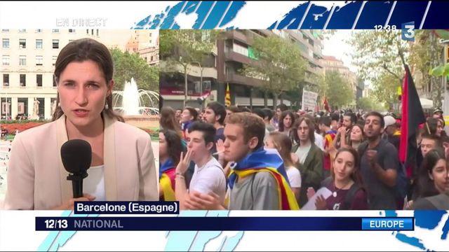 Grève générale en Catalogne : des lieux symboliques fermés