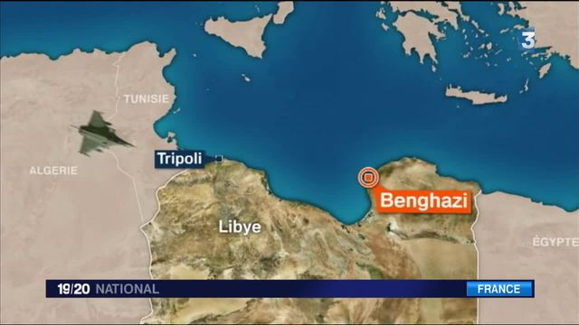 Libye : trois soldats français tués au cours d'une mission