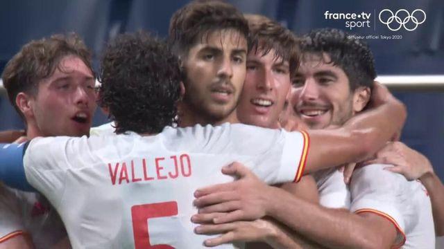 Football : Marco Asensio qualifie l'Espagne pour la finale