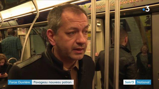 Force Ouvrière : Pascal Pavageau, nouvel homme fort