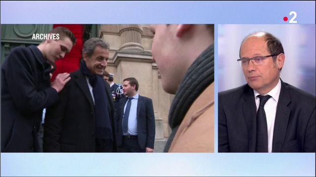 Nicolas Sarkozy : sous contrôle judiciaire, une première pour un ancien président