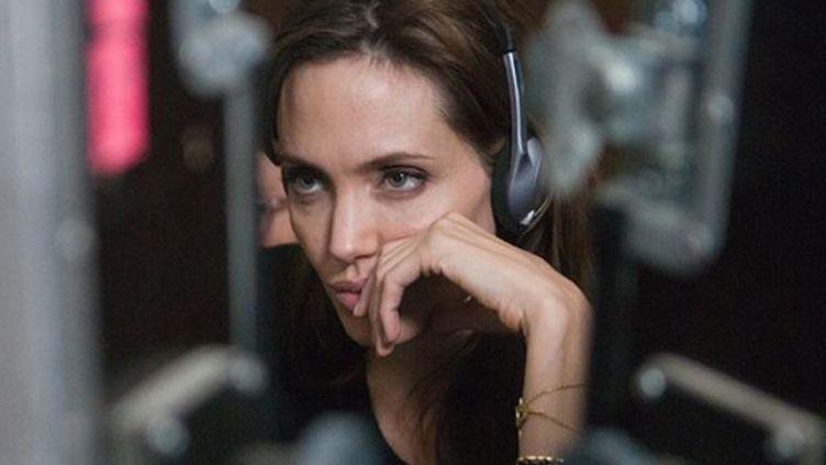 """Angelina Jolie sur le tournage de """"Au pays du sang et du miel""""  (Metropolitan FilmExport )"""