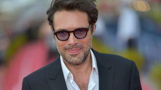 Nicolas Bedos au festival du film romantique de Cabourg en juin 2020. (FRANCK CASTEL / MAXPPP)