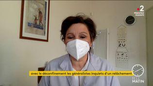 Marguerite Bayart (MG France) (France 2)