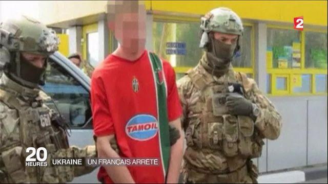 Ukraine : arrestation d'un Français soupçonné de préparer des attentats