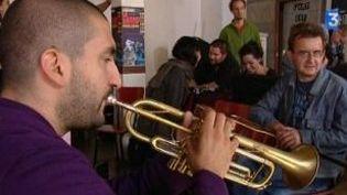Les master classes d'Ibrahim Maalouf dans le Morbihan  (Culturebox)