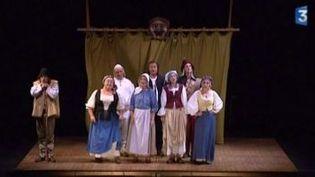 Dix ans de Théâtre in situ à Carqueiranne  (Culturebox)