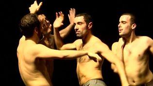 """""""Au temps ou les arabes dansaient"""" ,chorégraphie deRadhouane El Meddeb  (France 3 / Culturebox)"""
