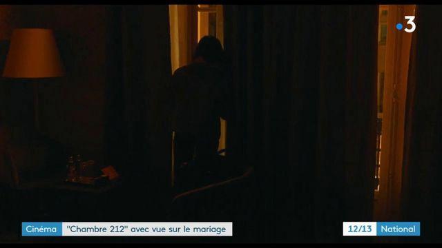 """Cinéma : """"Chambre 212"""" offre une vue sur l'infidélité dans le mariage"""