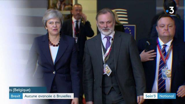 Brexit : nouvel échec entre Londres et Bruxelles