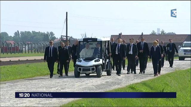 Pape François : une visite symbolique à Auschwitz-Birkenau