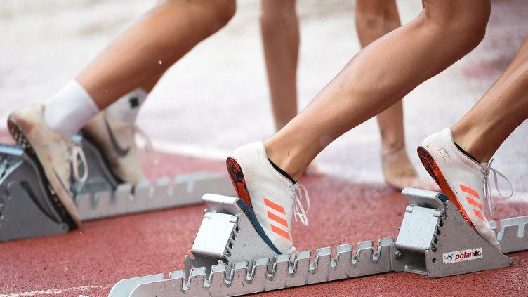 L'athlétisme français n'a remporté qu'une médaille aux Jeux olympiques de Tokyo. (ALEXANDRE DIMOU / MAXPPP)