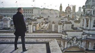 Daniel Craig interpréteral'agent 007 pour la cinquième fois dansBond 25. (EON PRODUCTIONS / B23)
