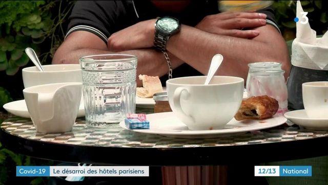 Coronavirus : le désarroi des hoteliers parisiens