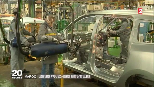 Maroc : eldorado des entreprises françaises