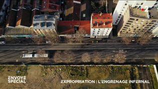 Envoyé spécial. Expropriation : l'engrenage infernal (ENVOYÉ SPÉCIAL  / FRANCE 2)