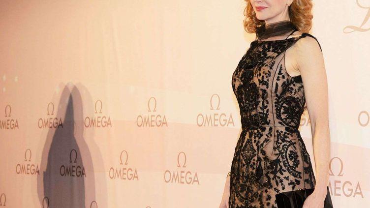 Nicole Kidman, le 23 mars 2013 à la Biennale de Vienne (Autriche). (WILLI SCHNEIDER / REX / SIPA)