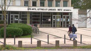 Les universités sont fermées pendant ce deuxième confinement (France 3)