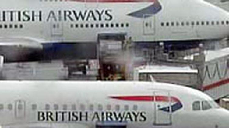 Grève British Airways