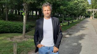 Fabien Galthié, selectionneur du XV de France. (SEBASTIEN BAER / RADIO FRANCE)