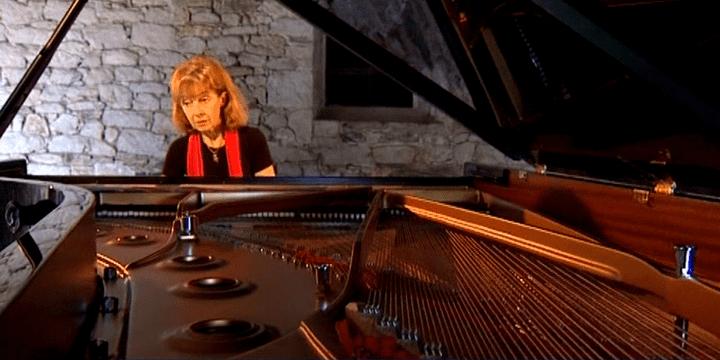La pianniste Anne Queffélec  (France3 / Culturebox)
