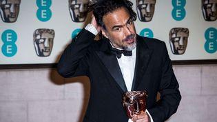 Le réalisateur mexicain Alejandro Iñárritu aux Baftas (14 février 2016)  (Vianney Le Caer / AP / SIPA)