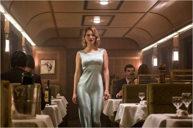 "Léa Seydoux, ""007 Spectre""  (2015 Sony Pictures Releasing GmbH)"