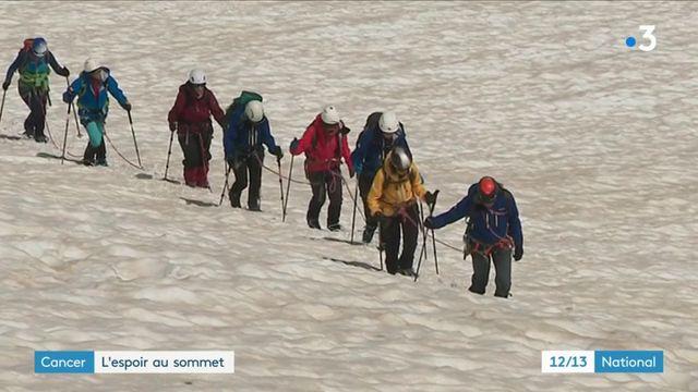 Cancer : une association propose des randonnées en montagne aux femmes malades