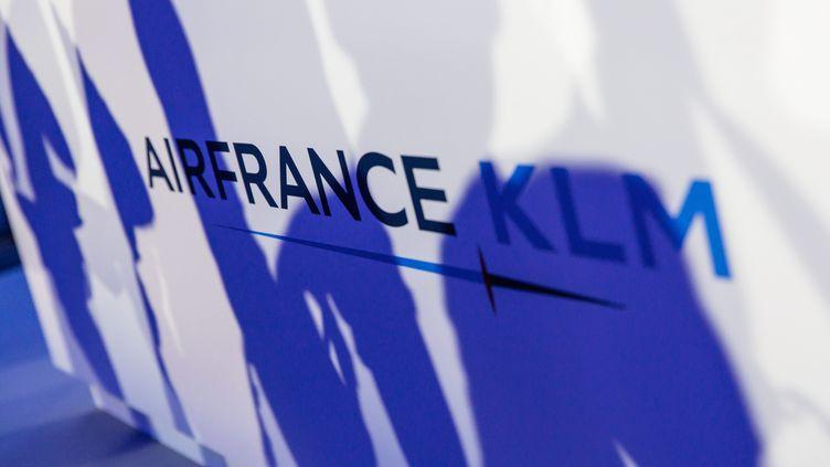 Air France-KLM (illustration). (AURELIEN MORISSARD / MAXPPP)