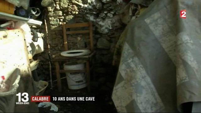 Italie : une femme séquestrée pendant dix ans découverte en Calabre