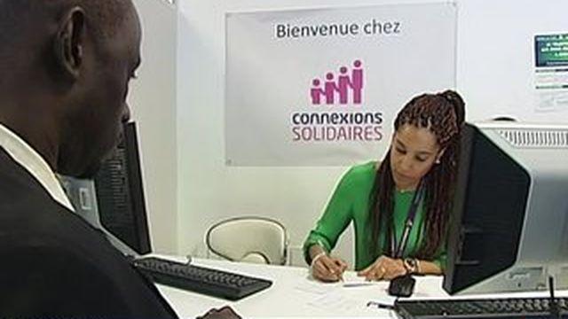 Internet : 17% de la population française pas ou mal connectée