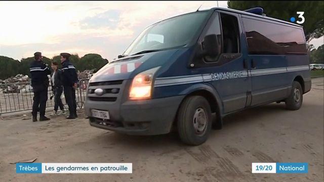 Inondations dans l'Aude : des patrouilles de gendarmes mises en place pour dissuader les cambrioleurs